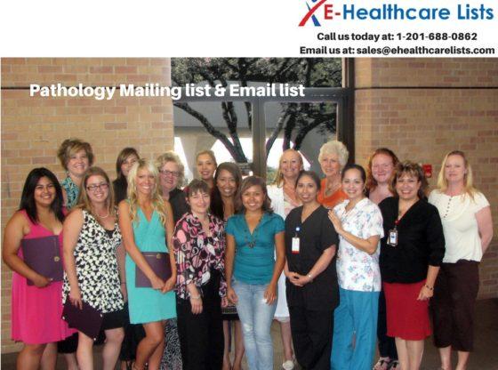 Pathology Mailing List | Pathology Email List