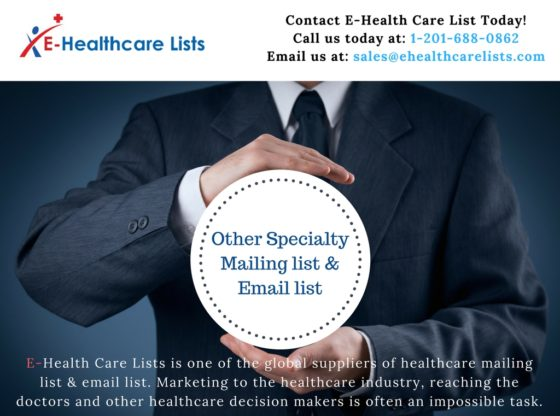 E-Health-Care-Lists
