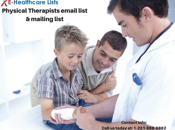 Physical Therapists Mailing List | Physical Therapists List