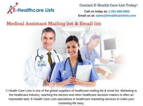 E-Health Care Lists